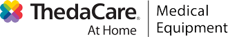 ThedaCare at Home Footer Logo